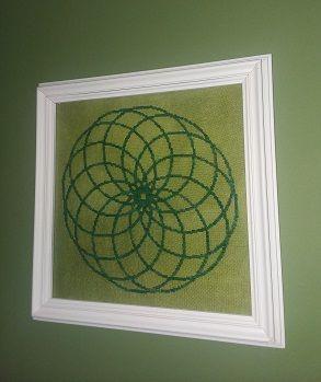 Mandala from Etsy