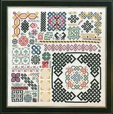 Have you seen the latest Roseewood Manor charts? Celtic Knot Challenge and On Target
