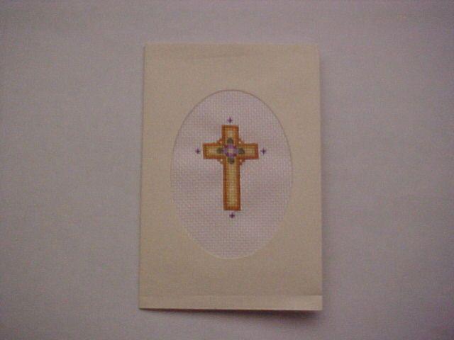 JanLynn Cross18 Count Aida